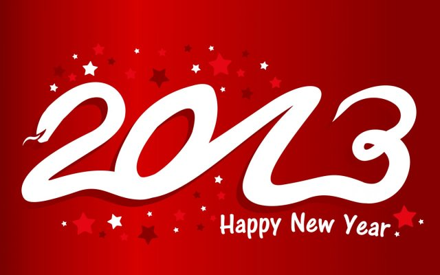 HAPPY NEW YEAR 2013 WALLPAPER xnys6