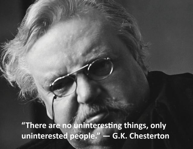 Chesterton Quote 1