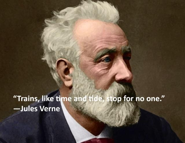 Jules Verne Quote 1