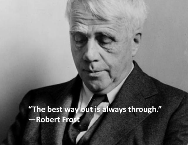 Robert Frost Quote 3