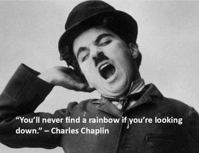 Quote of the Day – Charlie Chaplin
